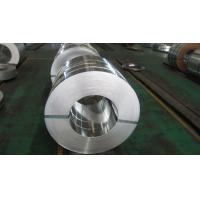 Wholesale Regular Spangle 30mm to 400mm Hot Dipped Galvanized Steel Strip with Z10 / Z27 Zinc Coating from china suppliers