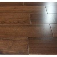 Quality American Walnut Wood Flooring, smooth/flat surface, matt, AB grade for sale