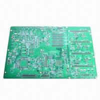 Buy cheap 1.6mm Board Thickness Double-sided PCB with 1oz Copper from wholesalers
