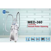 Wholesale Good Effect Velashape Vacuum Cavitation System RF Slimming Machine With Massage Roller from china suppliers
