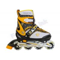 Wholesale Colorful Adjustable Inline Street Hockey Skates For Outdoor Play Skating Equipment from china suppliers