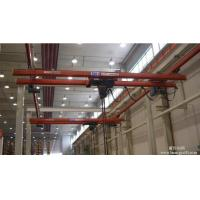 Buy cheap 16 Ton Electric Overhead Travelling Crane With Single Girder from wholesalers