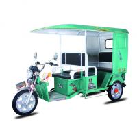 Quality Three Wheeler Electric Passenger Tricycle Auto Rickshaw For Four People for sale