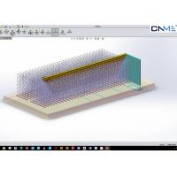 Quality 3D Planing Shuttering Design Calculation , Formwork Calculation Example for sale