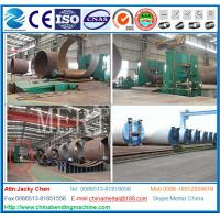 Wholesale CNC machine High quality China Supplier 3 rollers hydraulic plate bending machine 25*3100mm from china suppliers