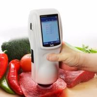 Wholesale 3nh NS820 meat spectrophotometer color reader colorimeter test instrument with d/8 4mm aperture from china suppliers