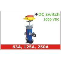 Wholesale Professional Isolator Power Selector Switch 250A 1000V DC Solar PV System from china suppliers