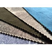 Wholesale Indigo 98.2 Cotton 1.8 Spandex Velveteen Fabric Durable Outdoor Fabric from china suppliers