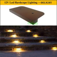 Wholesale Stone & Brick light LED Hardscape Light for Post Column Lighting, LED Deck & Rail Lighting from china suppliers