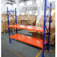 Wholesale Single / Double Sided Medium Duty Shelf Industrial Shelving Units ISO9001 Certification from china suppliers