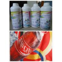 Wholesale CMYK Color Fabric Sublimation Printing Ink For Garment Cotton Polyester Printer from china suppliers