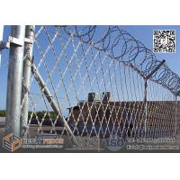 Welded Razor Mesh Fence 75X150mm rhombus hole