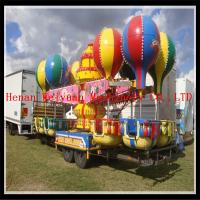 Wholesale Good amusement equipment samba balloon fun games in amusement park from china suppliers