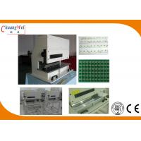 Wholesale Aluminium PCB Depaneling Machine Electric For V-Scored PCB Boards from china suppliers
