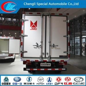 Wholesale Jmc 1-3 Ton Mini Refrigerator Truck from china suppliers