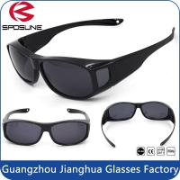 Wholesale Custom Design PC Polarized Full Frame Fit over UV400 Running Fishing Eyewear from china suppliers