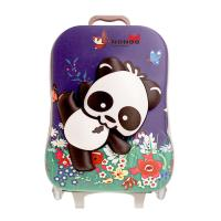 Wholesale 3D Cartoon Panda Children'S Suitcases On Wheels ROHS Approve NHL001 from china suppliers