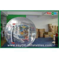 Wholesale Aqua Park Inflatable Sports Games Giant Body Zorb Ball 1.0mm PVC Summer Fun from china suppliers