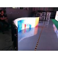Wholesale Outdoor P3.91 P4.81 Led Video Wall Rental Curved Led Screen Display Al Material from china suppliers