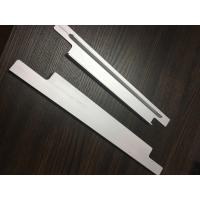 Wholesale 6061 T6 Aluminium Extrusion Profiles CNC Milling Matt Silver Anodized for Solar Bracket from china suppliers