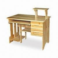 Wholesale Wooden Computer Desk, Measures 1,000 x 550 x 750mm, Weighs 20.00kg from china suppliers