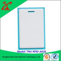 Wholesale UHF RFID 860 - 960MHZ Retail Store Security Systems Custom Plastic Luggage Tag from china suppliers
