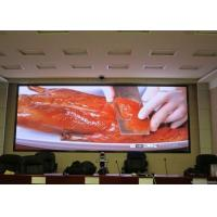 Wholesale Custom P3 Indoor Advertising LED Display Full Color , HD led panel video 64 x 32 Dots from china suppliers