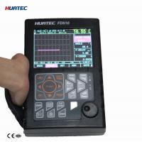 Portable Digtal flaw detector ultrasonic FD510 , High Resolution