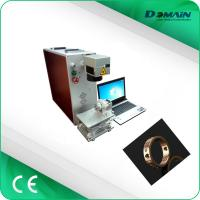 Wholesale Raycus Source 1064nm Industrial Laser Marking Machine 30 Watt Easy To Operate from china suppliers