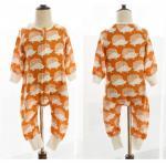 China 100% Bamboo Adjustable Baby Swaddle Pajamas Unisex Comfortable Lightweight for sale
