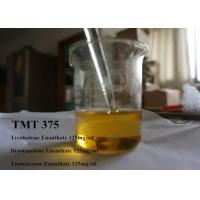 Wholesale Injectable Anabolic Steroids TMT Blend 375mg/Ml For Muscles Growth from china suppliers