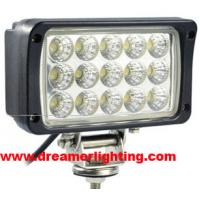 Buy cheap 45W IP68 water-proof LED work light from wholesalers