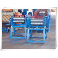 Wholesale Steel Plate Straightening Machine / Leveling Machine For HT Panel from china suppliers