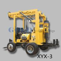 Wholesale xyx-3 truck mounted versatile drilling rig , well drilling rig from china suppliers