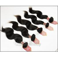 Wholesale Body And Deep Wave Brazilian Remy Human Hair Extensions Unprecessed Grade 5A from china suppliers