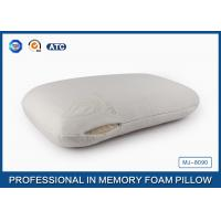 Wholesale Rectangle Healty Care Traditional Memory Foam Pillow Back Sleeper , Bamboo Pillows from china suppliers