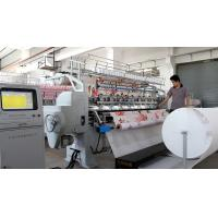 Wholesale Duvet Multi Needle Quilting Machine , Industrial Heavy Duty Sewing Machine from china suppliers