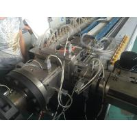Wholesale Polyethylene / Plastic / WPC Sheet Profile Extrusion Line 250 - 500KG Output from china suppliers