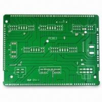 Wholesale Double-sided PCB, FR-4, Lead-free HASL, 1.6mm of Thickness, UL Mark from china suppliers