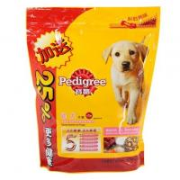 Wholesale Custom 9 colors Printing Stand Up Ziplock Pet Food Packaging Pouch from china suppliers
