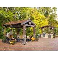 Wholesale Nice Garden column pergola garden furniture pergola plastic pergola from china suppliers