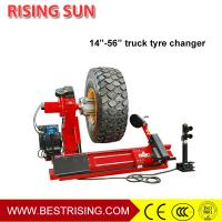 Buy cheap Full automatic truck repair used garage tyre changing machine for sale CE from wholesalers