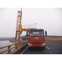 Wholesale Truss Bridge Inspection Equipment FAW chassis 8x4 206KW 280HP , max span width 4m from china suppliers