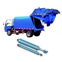 Wholesale Single - Acting Hydraulic Cylinder Components Stainless Steel For City Cleaning Vehicle from china suppliers