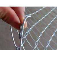 Wholesale Hot Sale 6'x10' Vinyl Coated Chain Link Fence Panels Lowes from china suppliers
