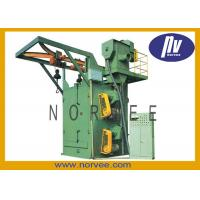 Buy cheap Hook Type Shot Blasting Machine For Aluminum / die casting parts 20m³/min from wholesalers