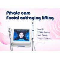 Wholesale Hifu Face Lift Vaginal Machine 2 In 1 Tightening Body Shaping Contouring from china suppliers