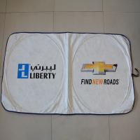 Wholesale Car Sunshade with custom logo print from china suppliers