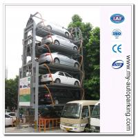 Wholesale Vertical Rotary Mechanical Garage Equipment Multiparking from china suppliers