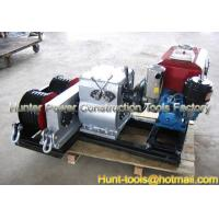 Wholesale Cable Pony Overhead Line Winch Cable drum winch 3T 5T 8T from china suppliers